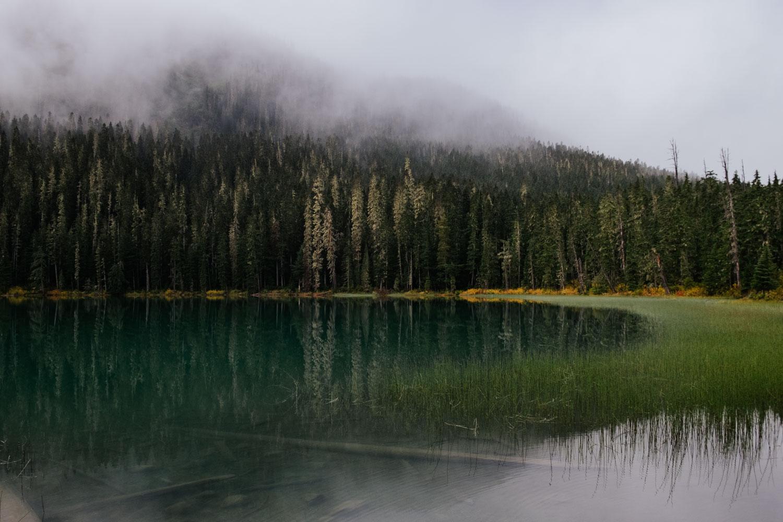 Joffre Lakes Elopement