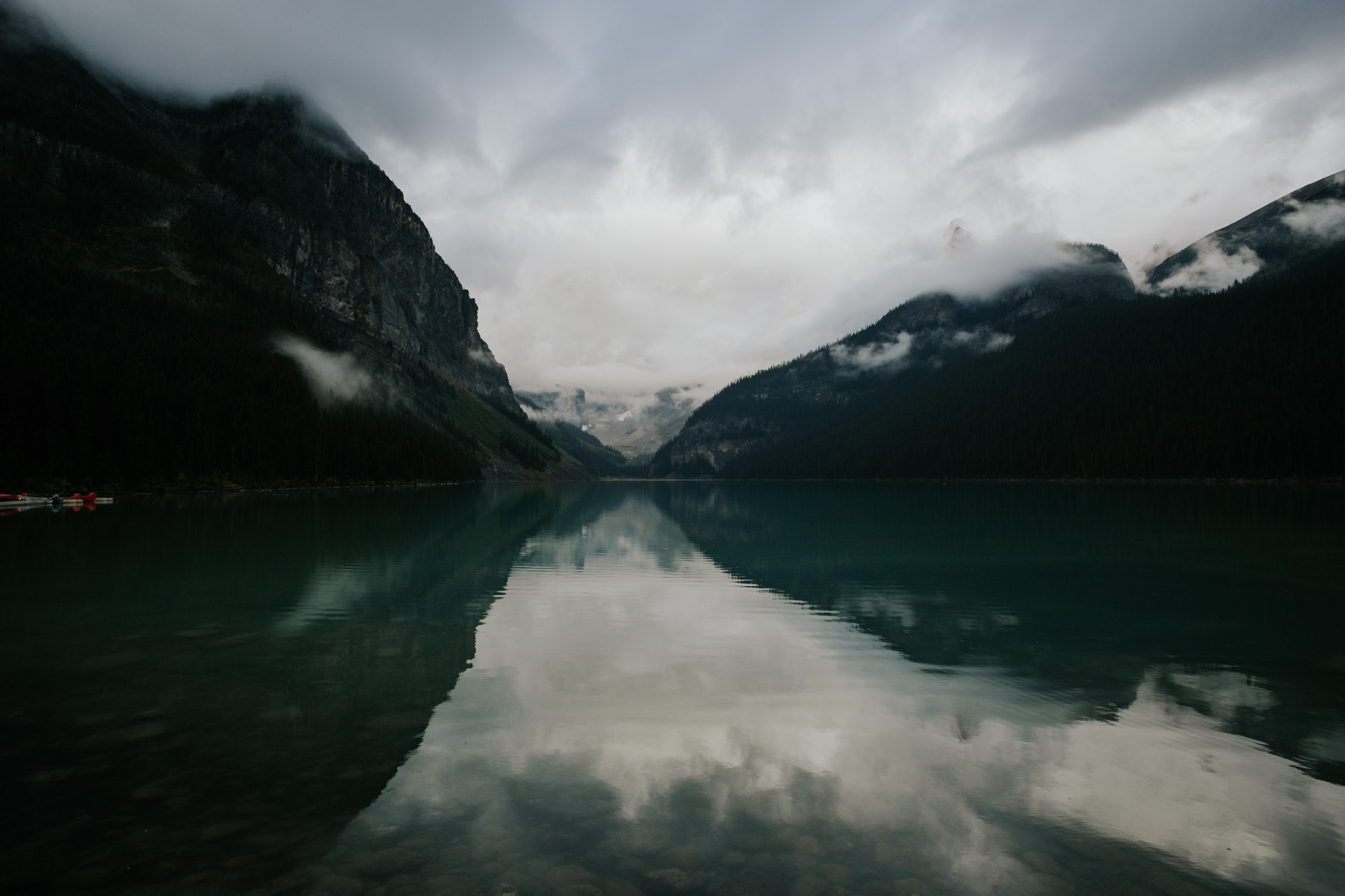 Lake Louise Elopement, Banff