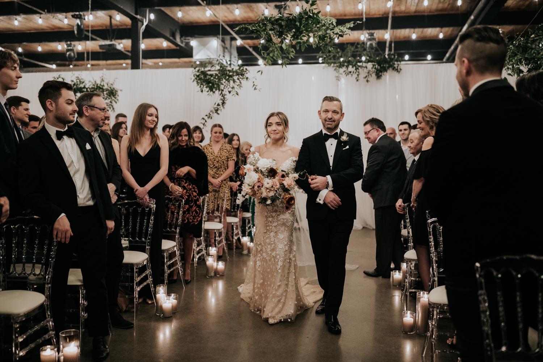 Eglinton West Gallery Wedding Ceremony